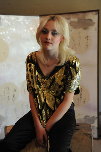 The Runaways still - dakota-fanning Photo