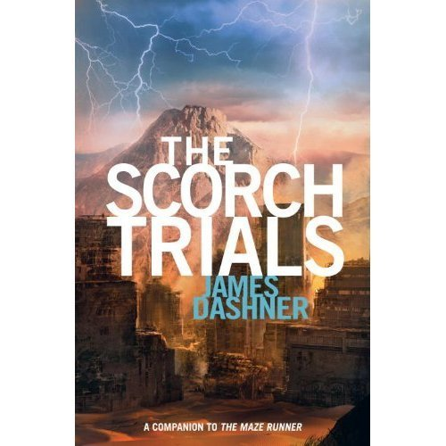 The Scorch Trials (Book 2) - the-maze-runner Photo