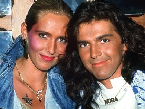 thomas anders wallpaper called Thomas & Nora