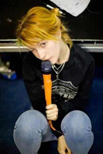 Tour rehearsal. April 20th, 2010.
