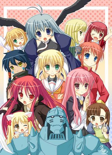 Tsunderes voiced por Rie Kugimiya