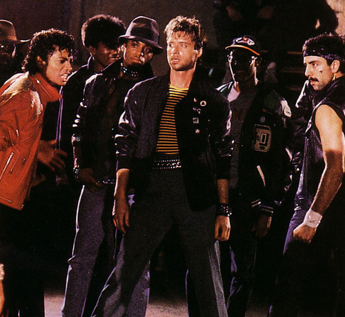 "Videoshoots / ""Beat It"" Set"
