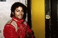 "Videoshoots / ""Beat It"" Set - michael-jackson photo"