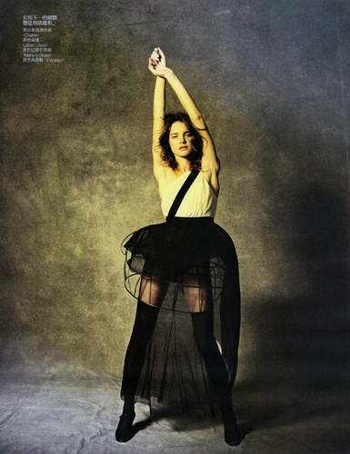 Vogue China May 2010 || Dancer in the Dream