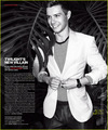 Xavier Samuel: VMAN Candy - twilight-series photo