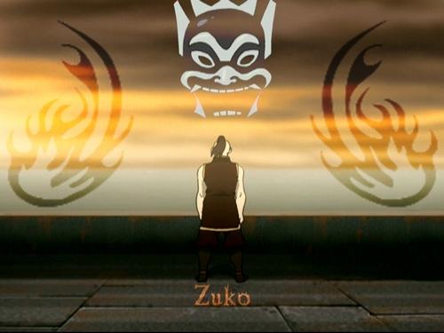 Zuko's Blue Spirit