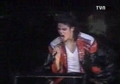 beat it live - michael-jackson photo