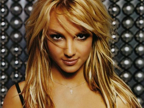 Britney Spears kertas dinding entitled britney