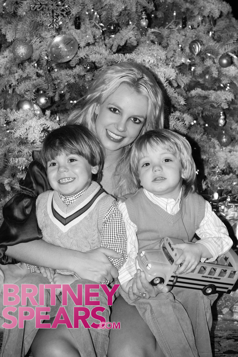 britney children