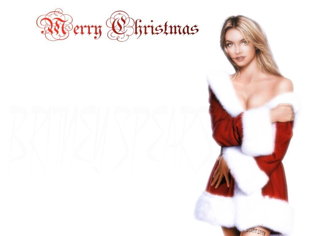 britney クリスマス