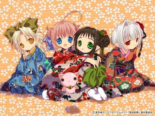 cutie girls!!