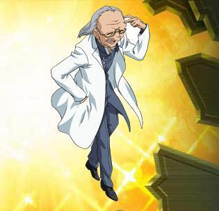dr. michael
