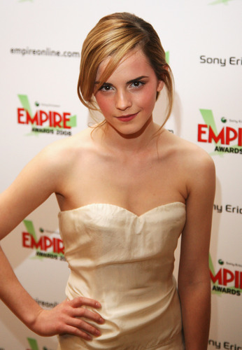 emma in sony ericsson empire awards