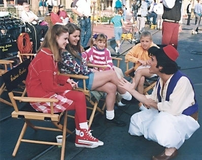 full house behind the scenes
