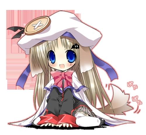 kawai girl!