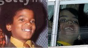 look how much blanket look alike his daddy