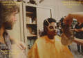 making of thriller... - michael-jackson photo