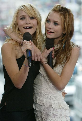 mary-kate &ashley
