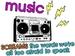 music icons - music icon