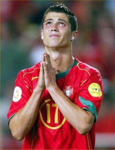 ronaldo prayer 2