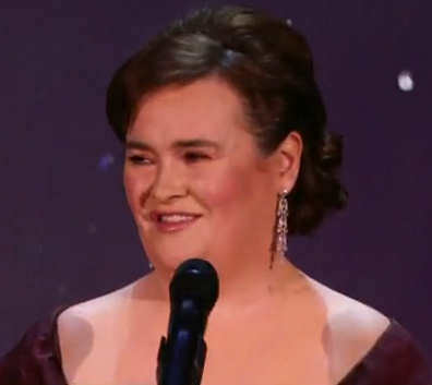 susan boyle on oprah