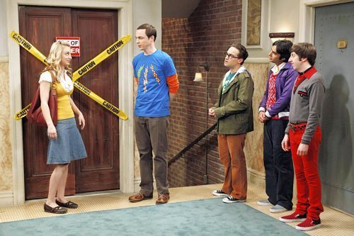 Sheldon and Penny - The Big Bang Theory Wiki