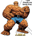 the thing - marvel-comics photo
