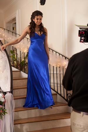 """Miss Mystic Falls"" Behind the Scenes"