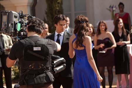 """Miss Mystic Falls"" Behind the Scenes"