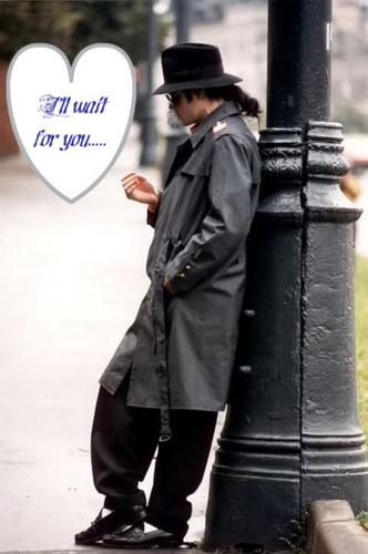 :) cinta anda forever Michael