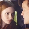 11 and Amy - the-eleventh-doctor Icon