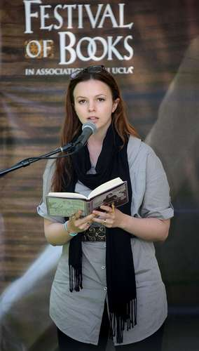 15th Annual Los Angeles Times Festival Of Books (April 24, 2010)