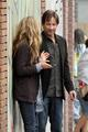 26/04/2010 - David and Natasha on Californication set - californication photo