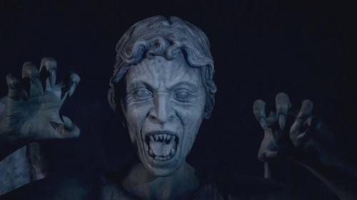 Doctor Who karatasi la kupamba ukuta called 5x04 Time of Angels