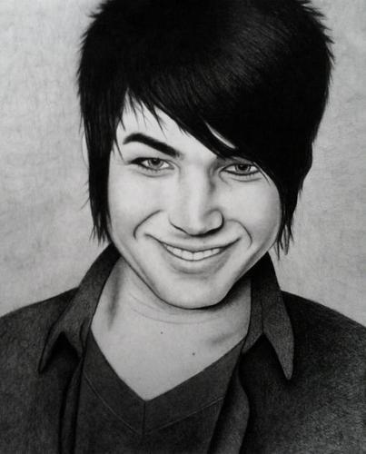 Adam Art Drawing