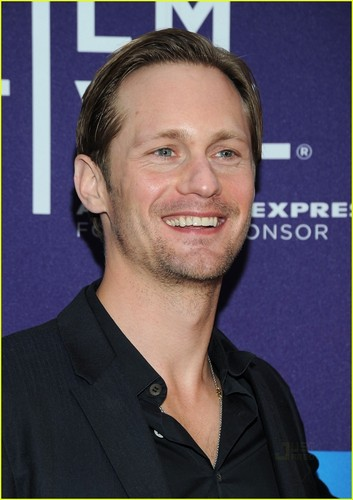Alexander Skarsgård wallpaper called Alex @ the 2010 Tribeca Film Festival