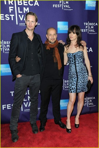 Alex @ the 2010 Tribeca Film Festival