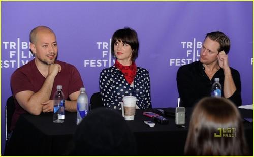 Alexander Skarsgard: 'Metropia' Press Conference!