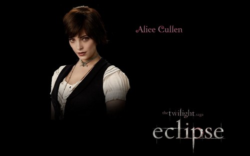 Ashley Greene wallpaper entitled Alice - Eclise (fanmade)