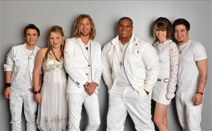 American Idol tuktok 6