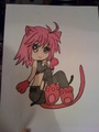 Amu Neko :3  - shugo-chara fan art