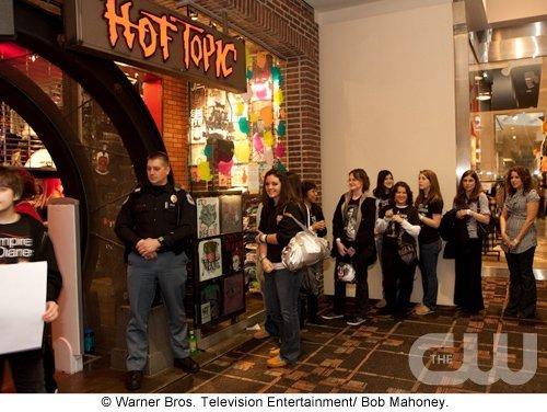 Atlanta Cast Tour Event - the-vampire-diaries photo