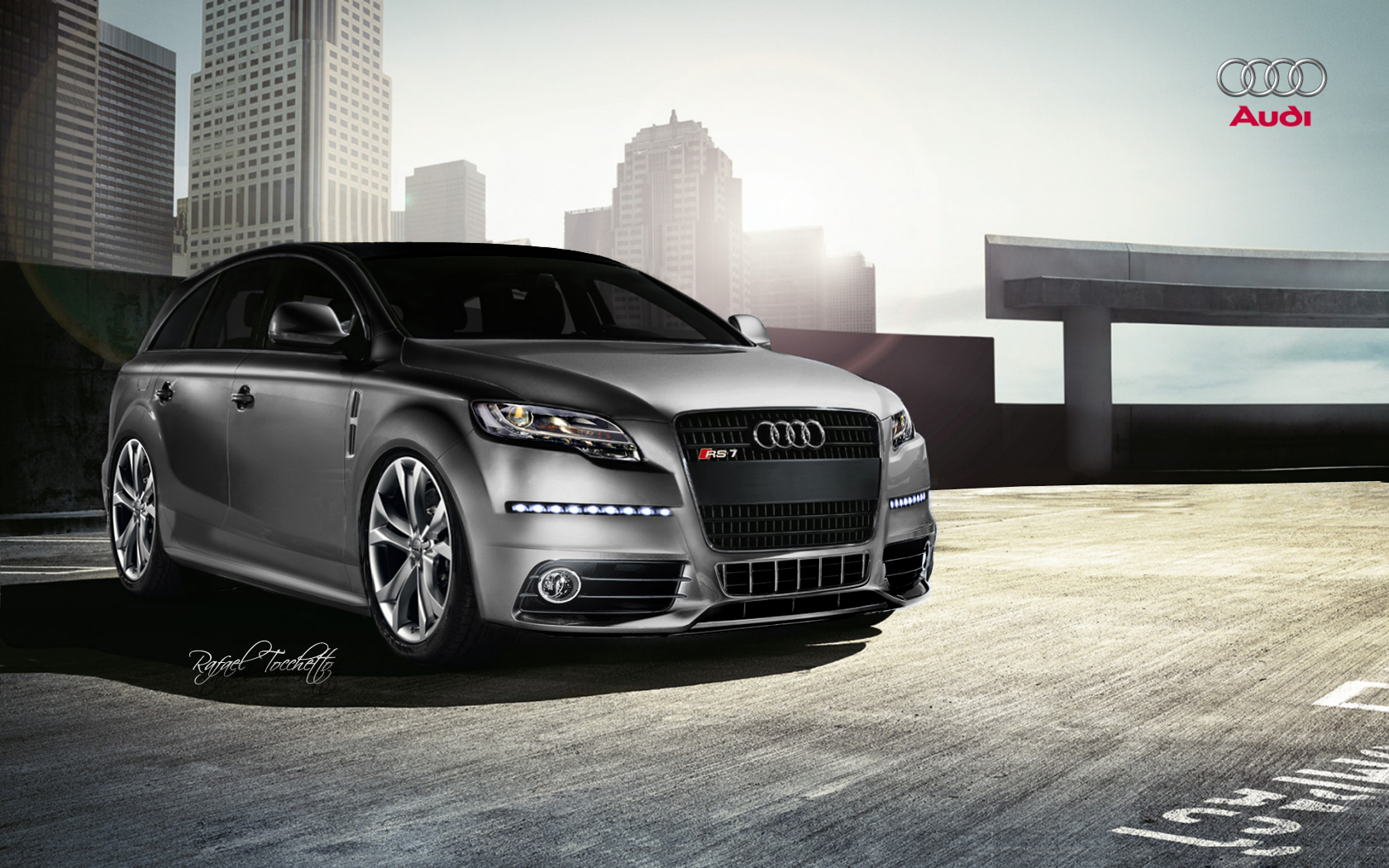 Audi Images Audi Rs7 Hd Wallpaper And Background Photos 11786014