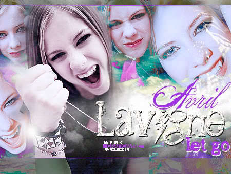 Avril lavigne, edited تصاویر