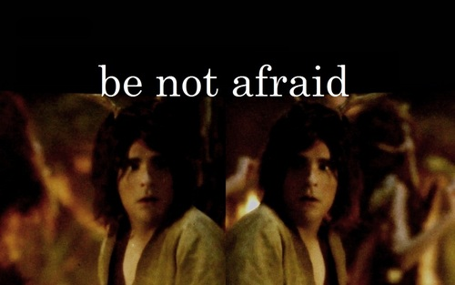 Be Not Afraid... of Wilson