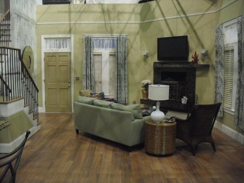 Холм одного дерева Обои entitled Behind the Scenes of OTH (Brooke's house)