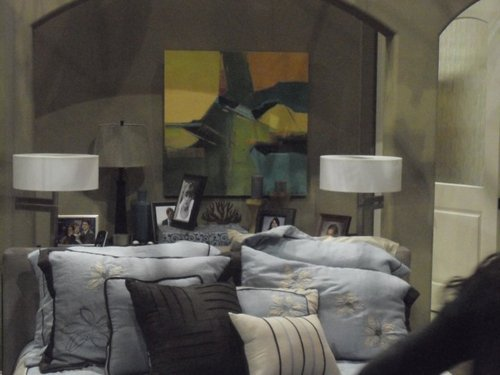 Behind the Scenes of OTH (Naley's House)