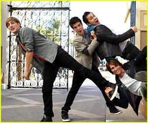 Big Time Rush twitter