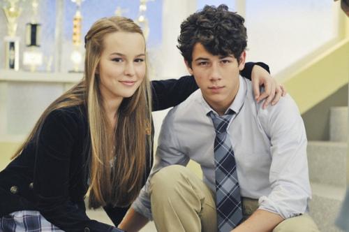 Bridget Mendler & Nick Jonas