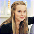Bridgit Mendler from Good Luck Charlie